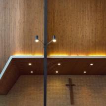 Dak kerk